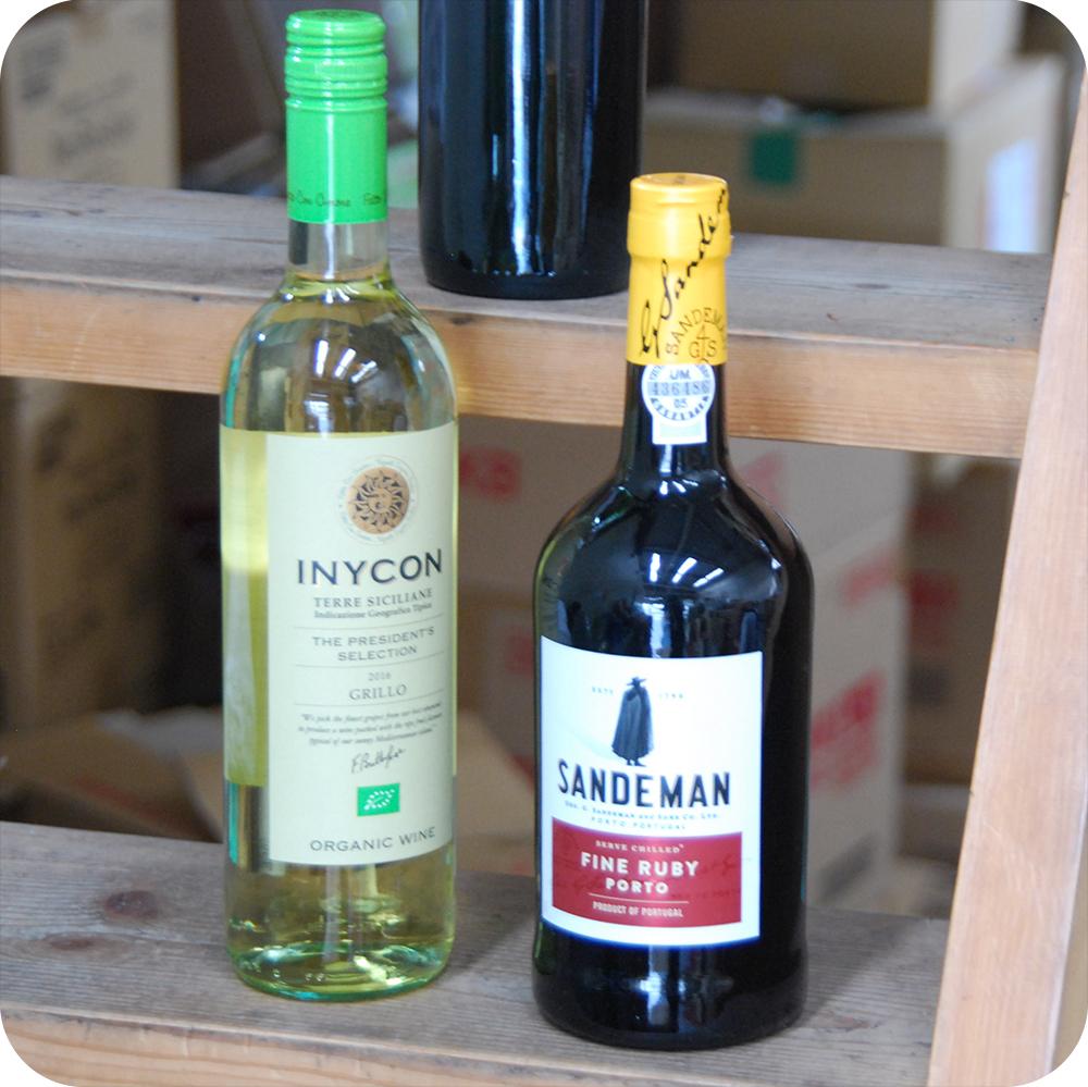 ソムリエこだわりのワイン